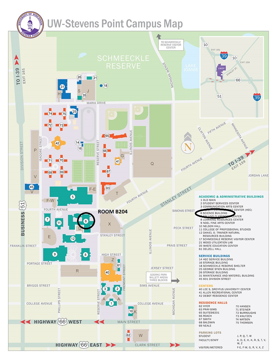 uwstevens point campus map. tools and tips  tethered aerostat program  carthage college