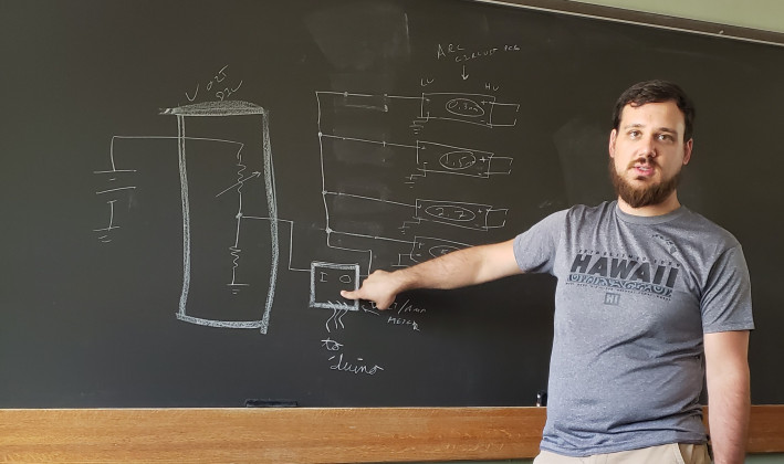 Dan, Milwaukee School of Engineering